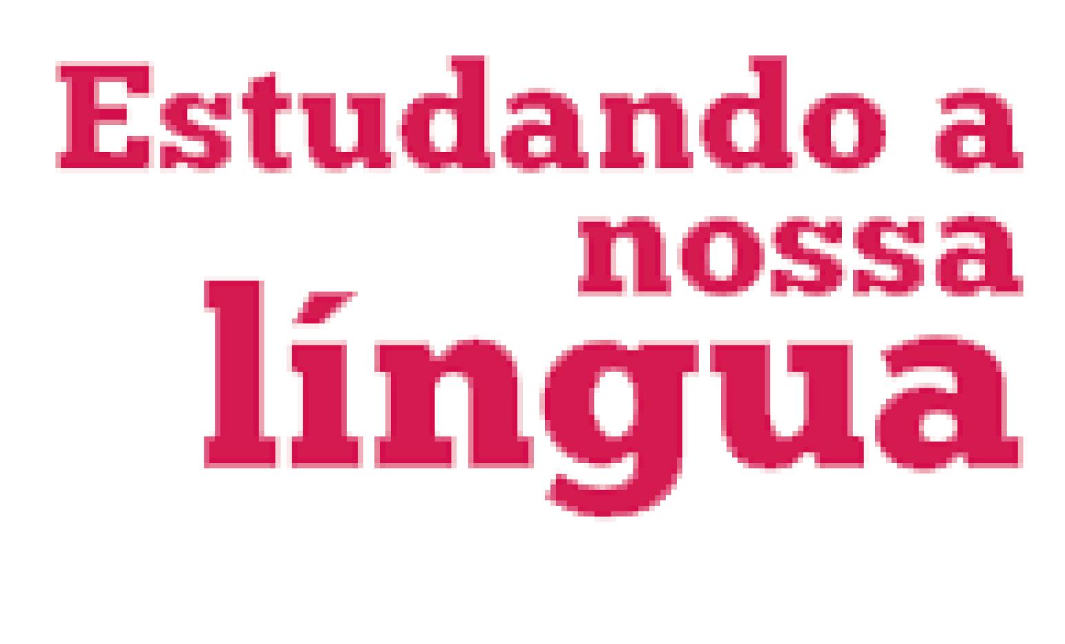 Estudando nossa língua