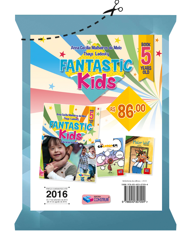 Kit Fantastic Kids