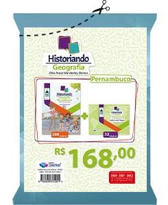 Kit Geografia Pernambuco