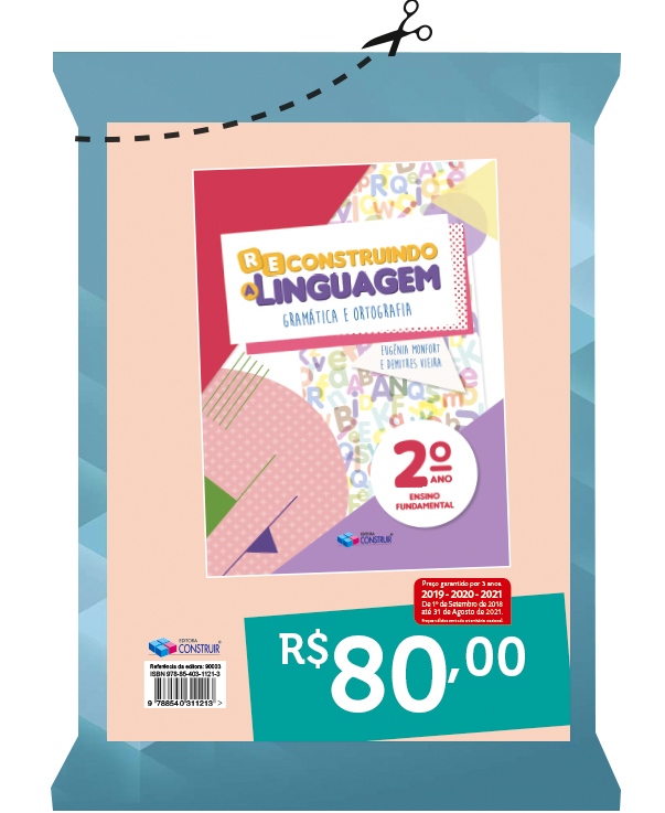 Kit Reconstruindo a Linguagem