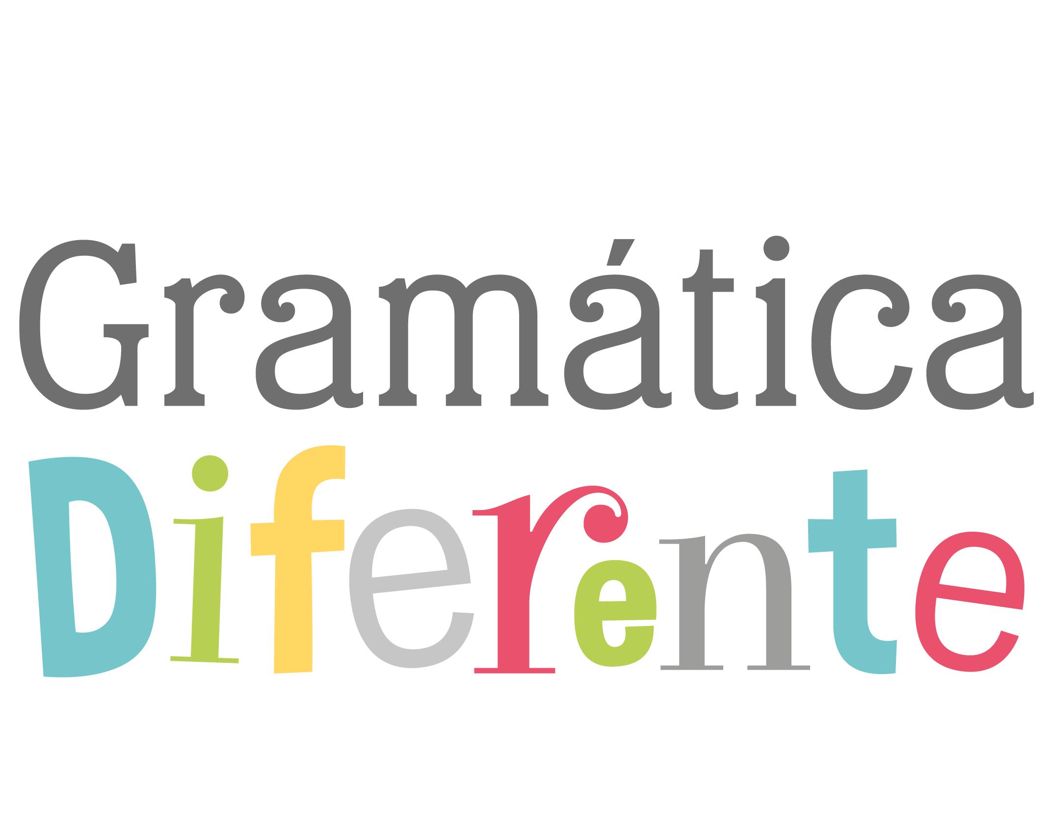 Gramática Diferente