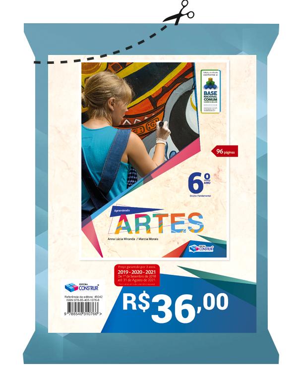 Kit Aprendendo Artes
